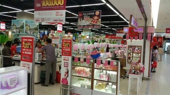 Tặng 100.000đ khi thanh toán mua sắm bằng MoMo tại Lotte Mart Q.7 (TP HCM)