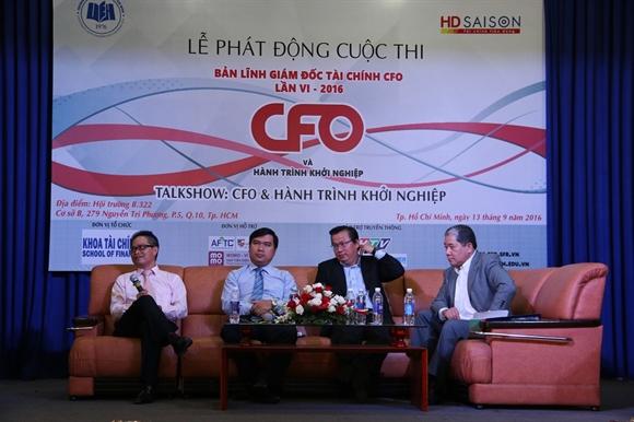 MoMo tham gia Talkshow: CFO & Hành Trình Khởi Nghiệp 2