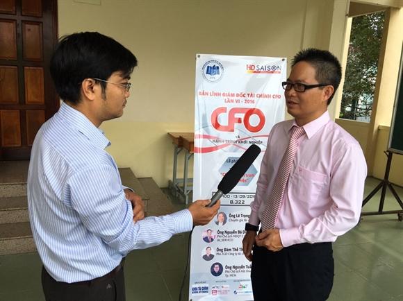 MoMo tham gia Talkshow: CFO & Hành Trình Khởi Nghiệp 3