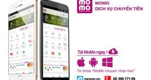 Ví điện tử MoMo cập nhật nhiều tính năng tiện ích