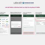 Hướng dẫn liên kết ví MoMo với ngân hàng Shinhan Bank