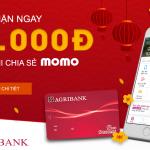 Hướng dẫn liên kết tài khoản ngân hàng Agribank với MoMo nhận 100.000đ
